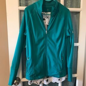 Old Navy jade active jacket